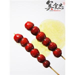 冰糖葫芦+芝麻糖