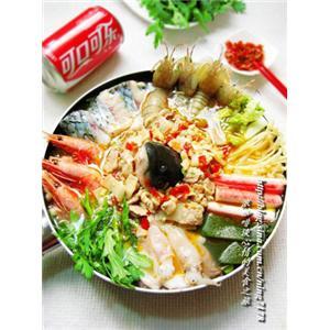 剁椒海鲜火锅