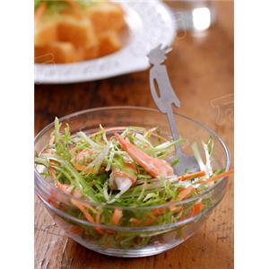 生菜鲜虾沙拉