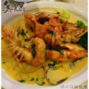 法式奶油龙虾汤