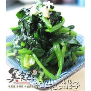 野芝麻拌菠菜