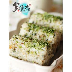 日式芥末饭团