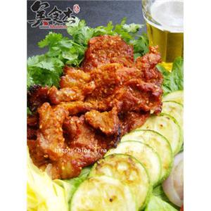 韩式菜包肉