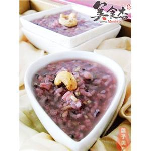 五彩米薏仁粥