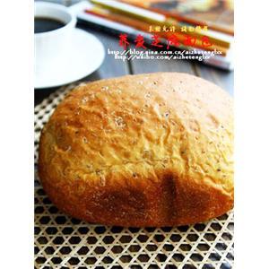荞麦芝麻面包