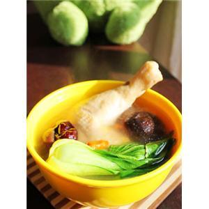 香菇红枣鸡汤