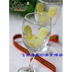 豌豆玉米饼