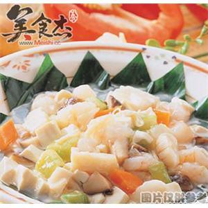 彩塘滑豆腐