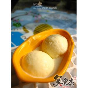 鸡蛋冰淇淋
