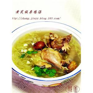 黄芪栗子鸡汤