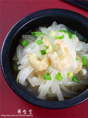 海米烧萝卜