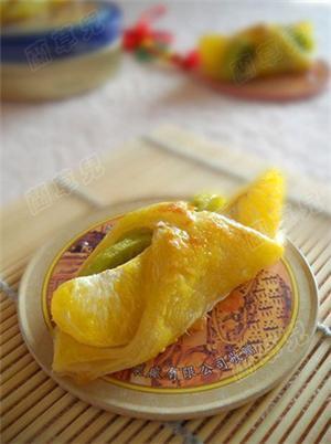 微波水果千层酥
