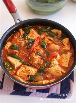 韩式红烧鸡