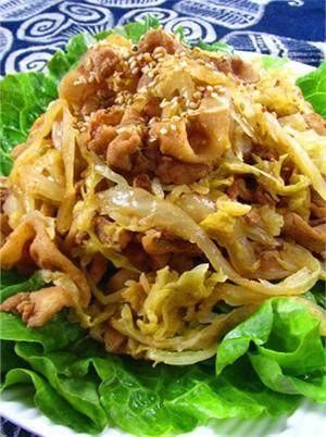 东北泡菜烤肉
