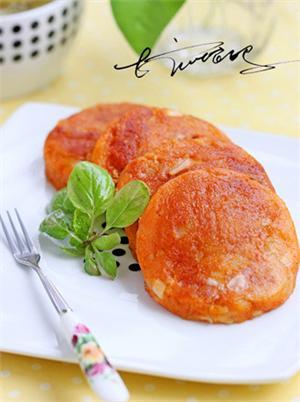 泡菜土豆饼