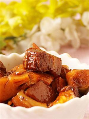 春笋红烧肉