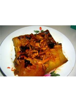 香菇冬瓜肉