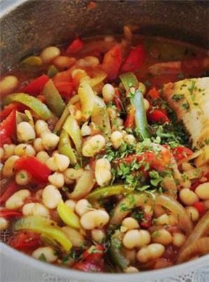 普尔旺斯豆子锅