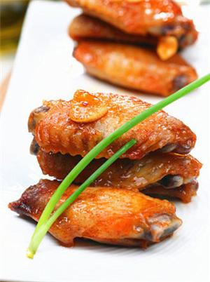 仔姜焗烤鸡翅
