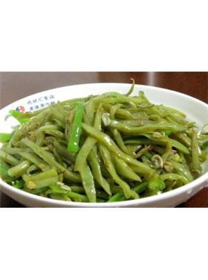 姜茸扁豆丝