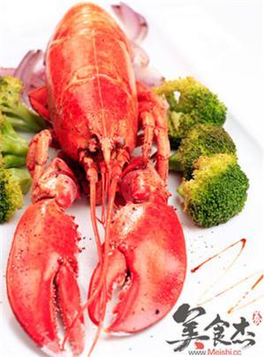 焗烤加拿大龙虾