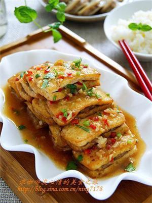 锅塌豆腐盒