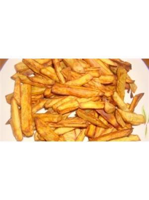干炸红薯条