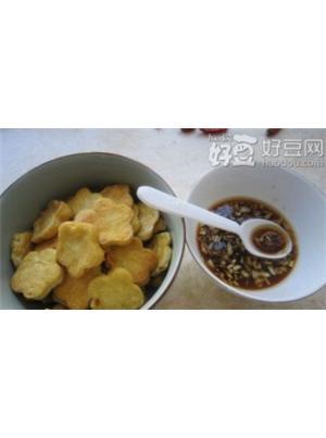 美味豆腐煎