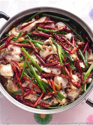 酸菜水煮鱼