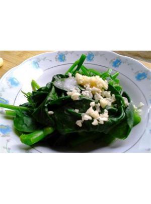 蒜泥木耳菜