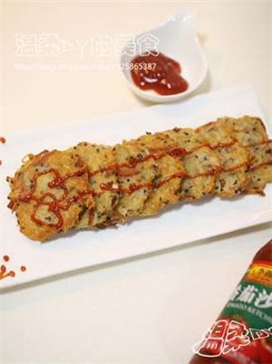 土豆火腿丝饼